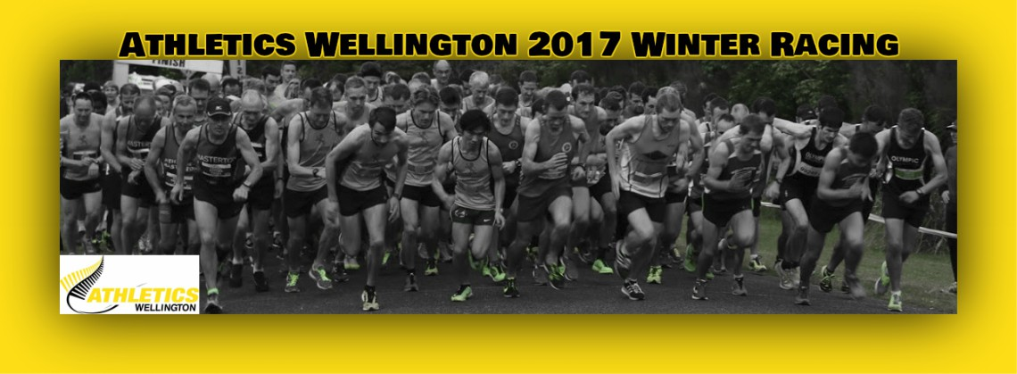 Athletics Wellington Winter Racing 2017
